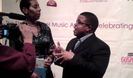 Interview at The Stellar Awards 2011